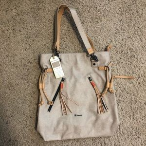 NEW Sherpani Tempest purse / convertible backpack